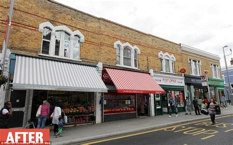 2012 Olympics Leyton High Road Gets New Look That S More Notting Hill Than Eastenders