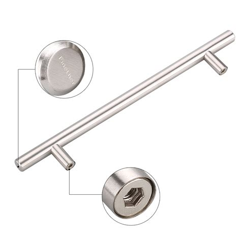 stainless steel handles for kitchen cabinets 6x t bar stainless steel door knobs kitchen cabinet