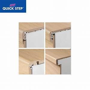 sous profile incizo aluminium pour les escaliers quick step With parquet pour escalier