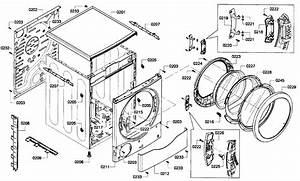 Bosch Wtvc533cus  09 Dryer Parts