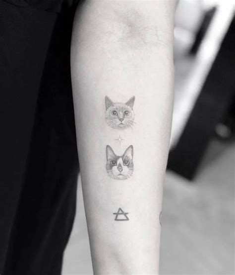 portrait tattoos  tumblr