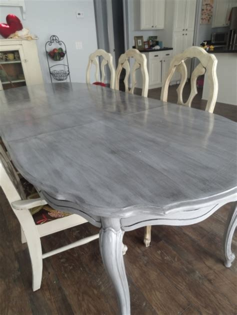hometalk   refinish  kitchen table