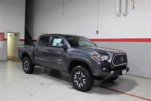 New 2019 Toyota Tacoma V6 Trd Offrd Double Cab 4x4 Manual