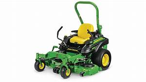 John Deere Z950m Ztrak Mower Maintenance Guide  U0026 Parts List