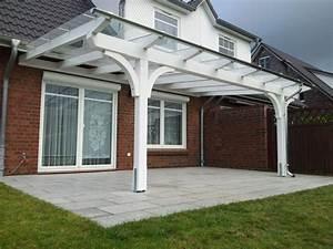 Terrassenueberdachungen wunderbar terrasse bauen mit for Terrassenüberdachungen holz glas