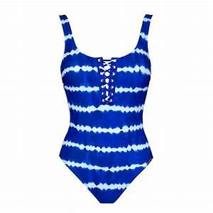 Daxon Maillot De Bain : maillot de bain une piece tie dye tribe blanc pacifique 695 watercult ~ Melissatoandfro.com Idées de Décoration