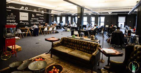 reseau social cuisine j 39 ai visité 2 espaces de coworking à york wix lounge