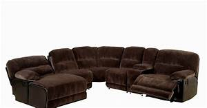 sofa recliner reviews microfiber recliner sectional sofa With sectional couch with 2 recliners
