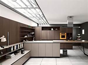 125 exemples de cuisines equipees ultra modernes partie 2 With aménagement cuisines équipées