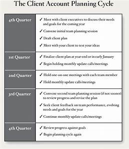 client account planning andrew sobel With client management plan template
