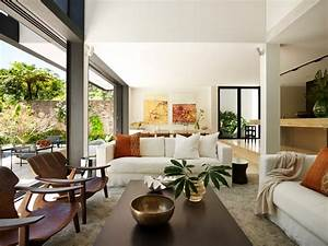 Tropical House - Contemporary - Living Room - Sydney - by