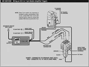 msd 6al wiring diagram gallery wiring diagram sample With msd 6200 wiring