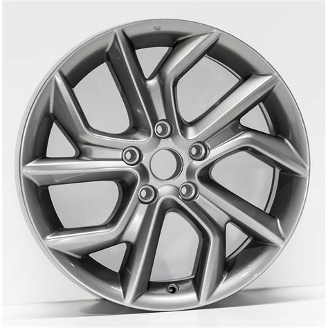 17 quot medium silver rim by jte wheels for 2013 2014 nissan