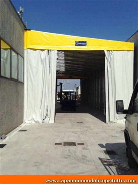 capannoni pvc usati coperture mobili con telo in pvc copritutto