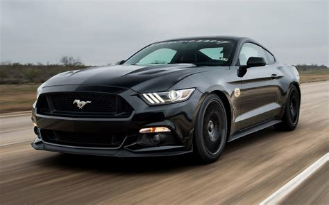 Hennessey Mustang GT HPE700 Supercharged (2015) Wallpapers ...