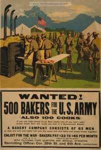 U.S. Army WW1 American Propaganda