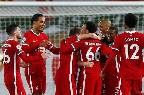 Aston Villa v Liverpool: Champions eye record victory