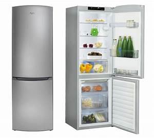 Frigo Congelateur En Bas : frigo r frig rateur cong lateur whirlpool clasf ~ Mglfilm.com Idées de Décoration