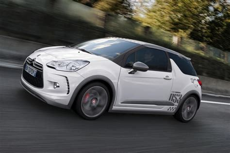 new renault clio citroen ds3 racing hatchback review evo