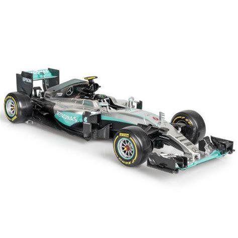 F1 Model Cars by Bburago 2016 Mercedes F1 W07 Hybrid Nico Rosberg 1 18