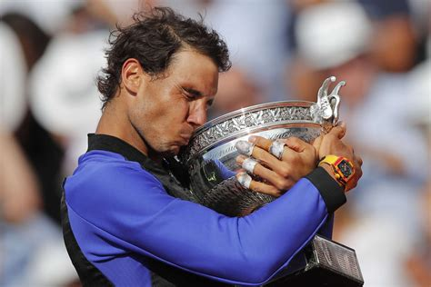Rafael Nadal revels in the instant history of 'a perfect Roland Garros' | Sport | The Guardian