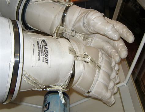 Space Suit Glove Diagram - Pics about space
