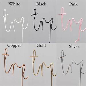 wire alphabet letter by the letter loft With wire alphabet letters