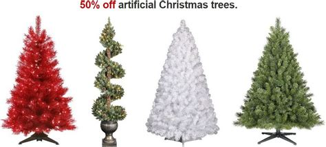 small christmas trees target 50 artificial trees free shipping