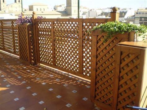 terrazzi in legno per esterni grigliati in legno per terrazzo grigliati per giardino