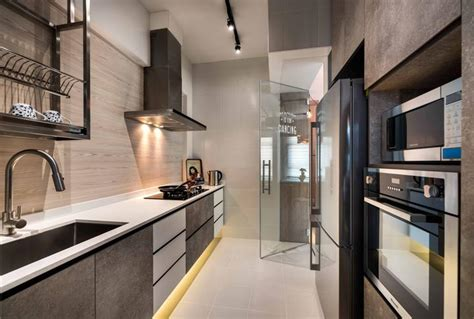kitchen door design singapore top 10 hdb homes that look bigger than they really are 4701