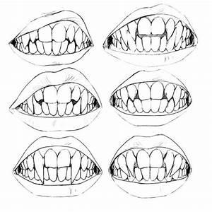 Vampire teeth | Anatomy - Mouth | Pinterest | Teeth ...