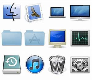 Free OSX Icons — 2rmin's Finest Selection Of Cool Stuff