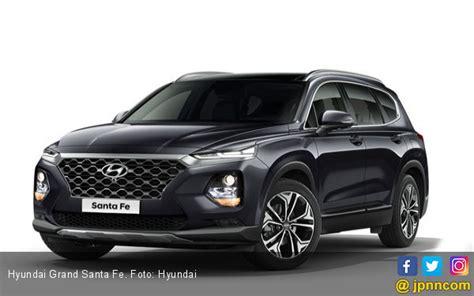Modifikasi Hyundai Santa Fe by Hyundai Santa Fe Terbaru Kini Pede Lawan Pajero Sport Dan