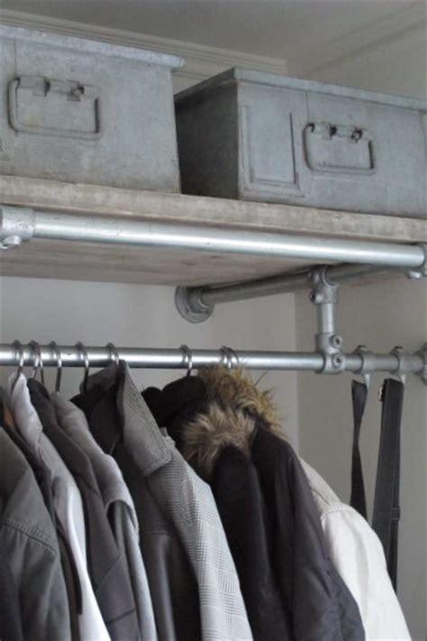 steigerbuizen kledingrek huis inrichtencom