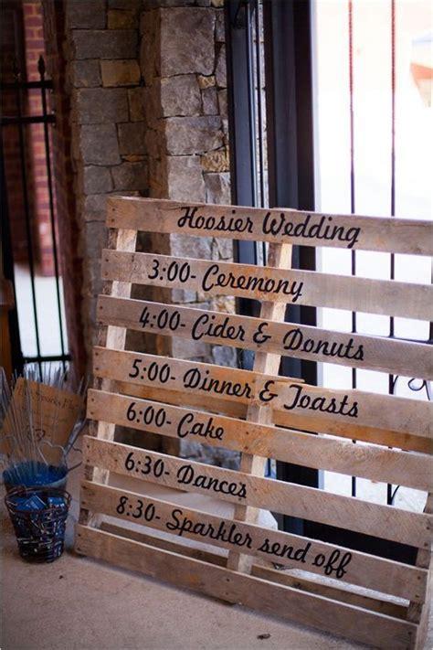 fab  rustic wood pallet wedding