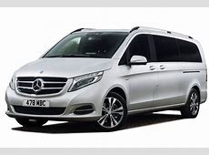 Mercedes VClass MPV 2019 review Carbuyer