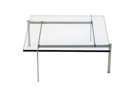 poul kjaerholm sofabord pk glas kob den hos bolighuset ry