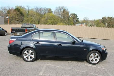 Sell Used 2007 Bmw 525xi Base Sedan 4door 30l In Pittsburgh, Pennsylvania, United States, For