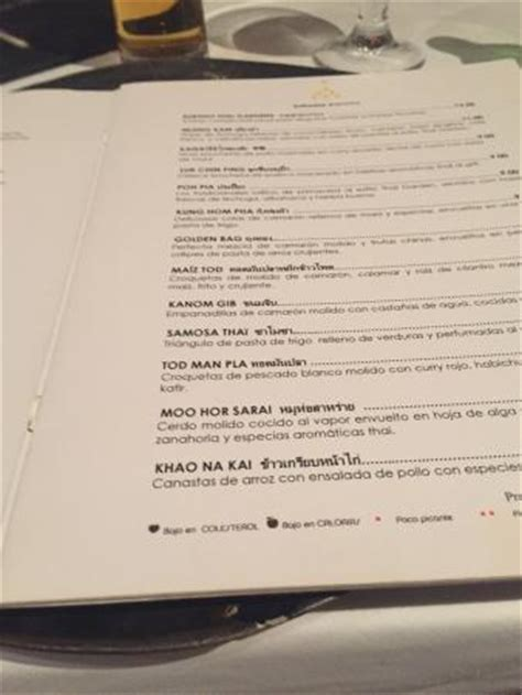 thai garden menu menu picture of thai garden 2112 panama city tripadvisor