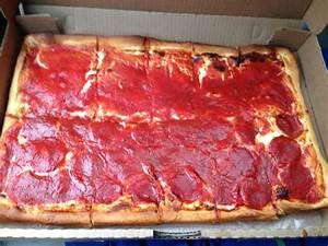 Joe Santucci's Original Square Pizza Pizza Byberry