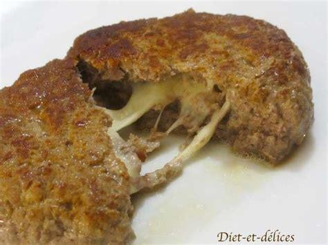 cuisiner steak haché recettes de steak haché et mozzarella