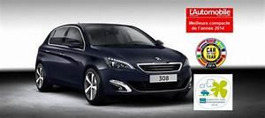 Meilleure Voiture Compacte : peugeot la 308 encore distingu e blog automobile ~ Maxctalentgroup.com Avis de Voitures