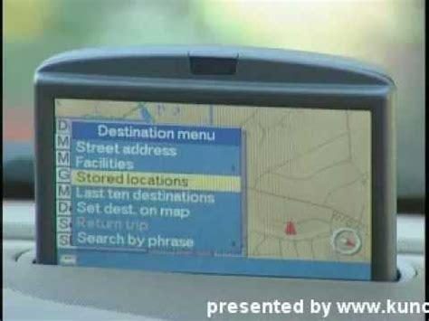 volvo navigation system volvo gps youtube