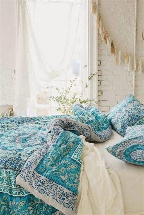 spring  design trends boho chic mayan fabrics
