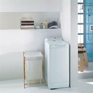 Lave Linge Petite Dimension : lave linge gain de place l 39 alli des petites surfaces ~ Melissatoandfro.com Idées de Décoration