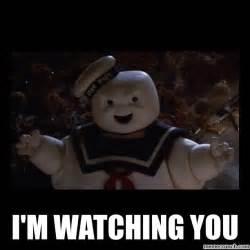 Watching You Meme - i m watching you