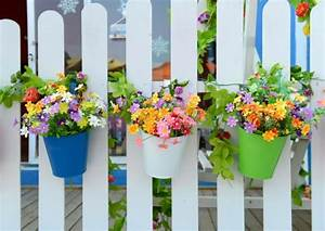 Mur De Fleurs : d co mur ext rieur jardin 51 belles id es essayer ~ Farleysfitness.com Idées de Décoration