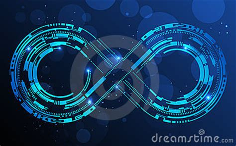 infinity sign royalty  stock  image