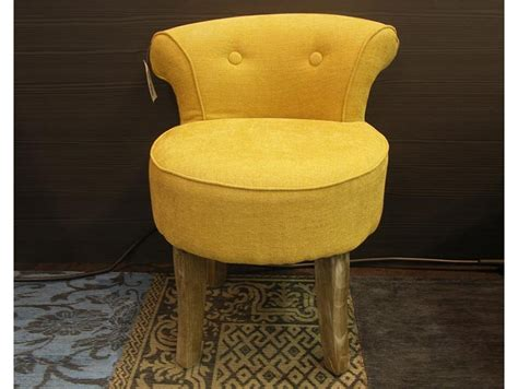 fauteuil crapaud moutarde d 233 corial challans