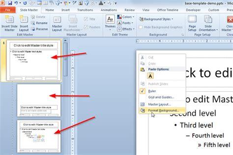 create  powerpoint template   jpg image